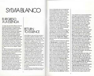 Catalogo Sylvia Blanco