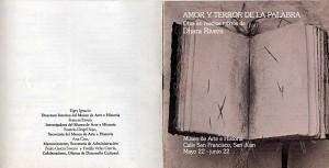 Catálogo de Dhara Rivera Escultura e Instalación / catálogos de arte una colección