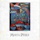 Catálogo de Marta pérez, pintura