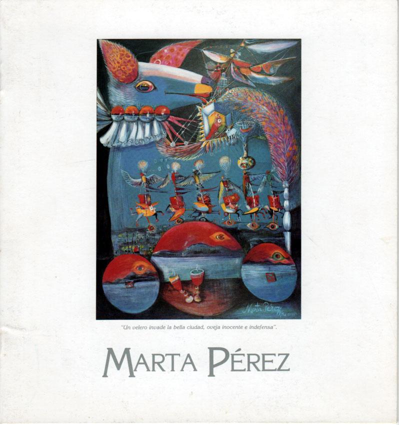 Marta Pérez | Pintura | 1994