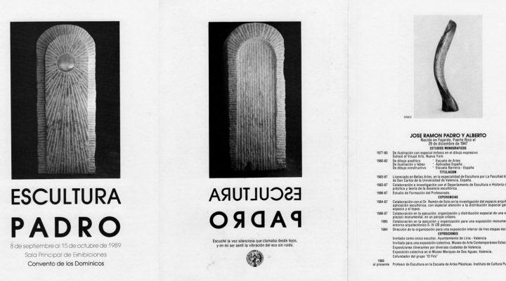 Padro | Escultura | Convento de los Dominicos | 1989