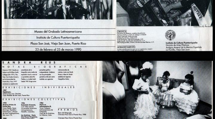 Belleza Encarnada | Sandra Reus | 1990 | Museo del Grabado