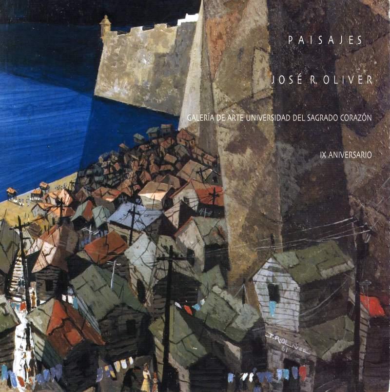 Jose R. Oliver |  Paisajes | Galería Sagrado Corazón | 2003