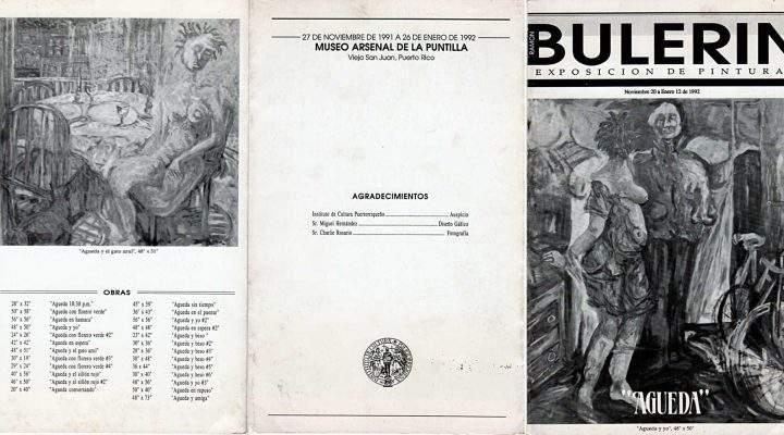 Bulerin | Pintura | Museo Arsenal de la Puntilla | 1992
