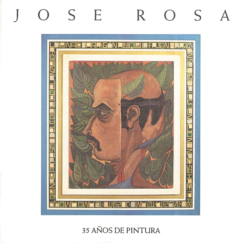 jose rosa | Catalogos una coleccion
