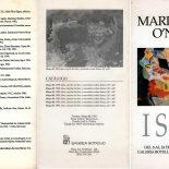 Isla | Mari Mater O'neill | Galería Botello | 1993