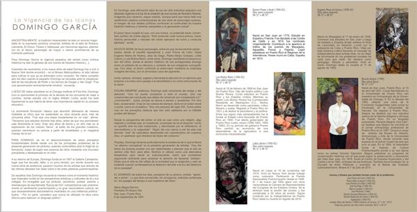 Domingo García__Iconos y Dioses_brochure 2
